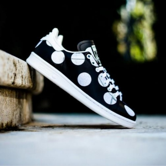 sports shoes 9145f 68dc1 Adidas Pharrell PW Stan Smith Rare Sneakers NWT